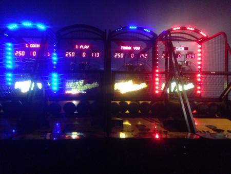 red: M�quina arcade de baloncesto