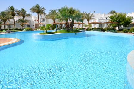 Hotel in Egypt filmed during the rest of 2012