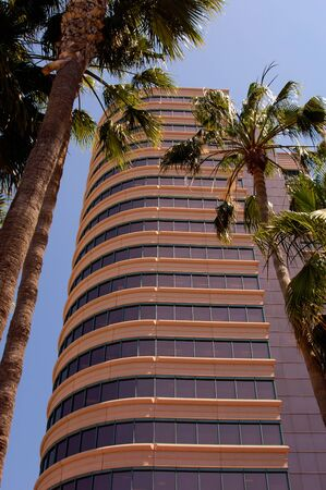 Image of Financial center in Los Angeles area