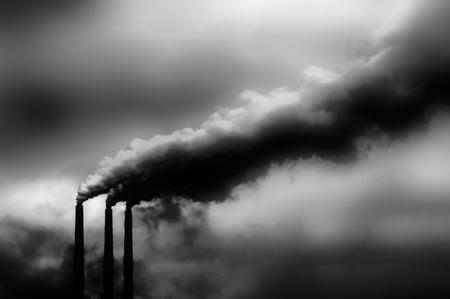 Global warming view of Glen canyon power plant Stock Photo - 10999002