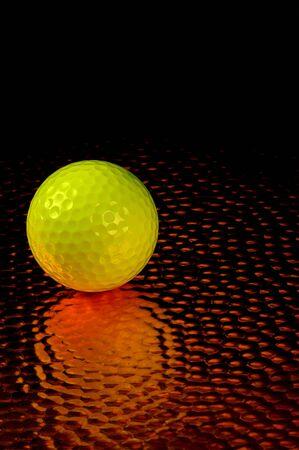 high tech: High Tech Golf Ball