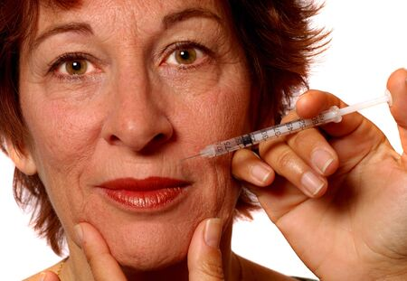 treatment: Injecting Botox