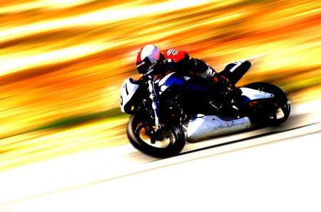 Screaming Motorcycle