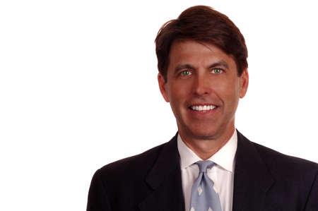 Friendly Business Man Stock Photo - 11000045