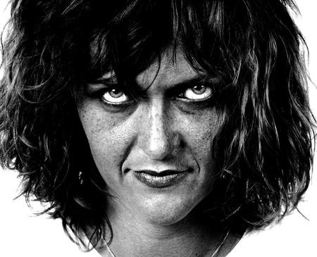 Addicted depressed woman Reklamní fotografie