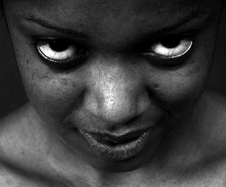 The Eyes Of Nakela Stock Photo - 10948548