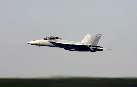 f18: Great captured image of Navy F-18 hornet going supersonic