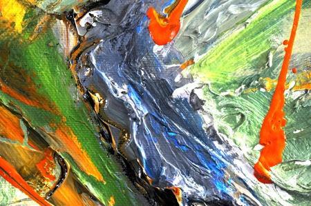 cuadros abstractos: muy bonita y grande escala aceite en lienzo abstracto