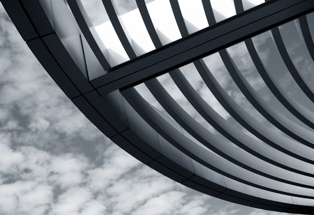 Nice abstract image of a architecture design
