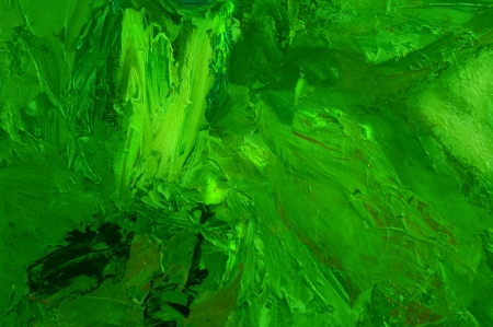 Nice Abstract Original oil Painting mixed media 写真素材
