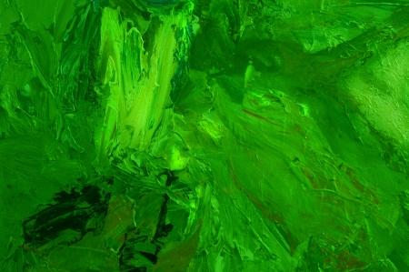 Mooi Abstract Origineel olieverfschilderij mixed media