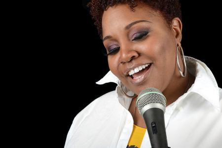 jazz singer: Nice Image of a Jazz singer