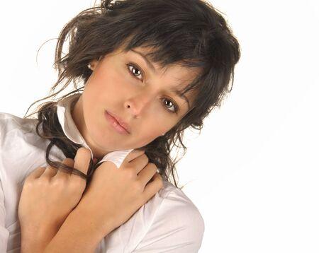 A very Beautiful Image Of a Brazilian Woman photo