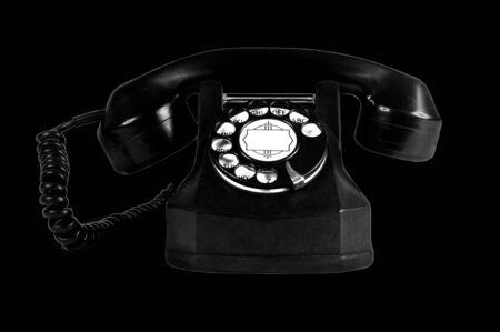 bakelite: Antique Telephone