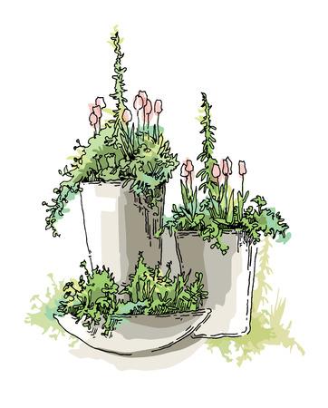 garden design: