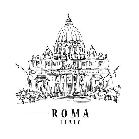 Roma sketch