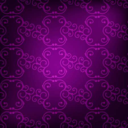 wallpapper: Abstract seamless dark purple wallpapper with swirls