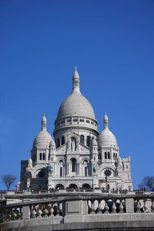 paris-sacre coeur Stock Photo - 11109485
