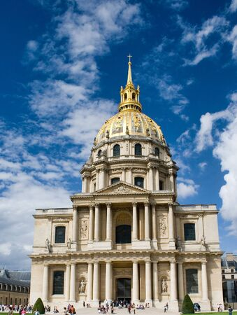 Paris-Les Invalides