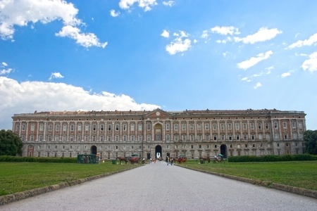 Italy-Caserta Royal Palace