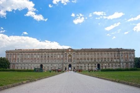 Italy-Caserta Royal Palace