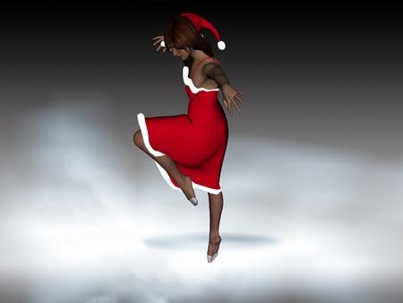 christmas dancer