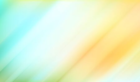 Abstract horizontal background made in soft pastel colors. Blue and pink abstract backdrop. Vector illustration for your graphic design.