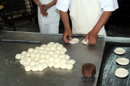 amerique du sud: Boulangerie en Am�rique du Sud gough formation Banque d'images