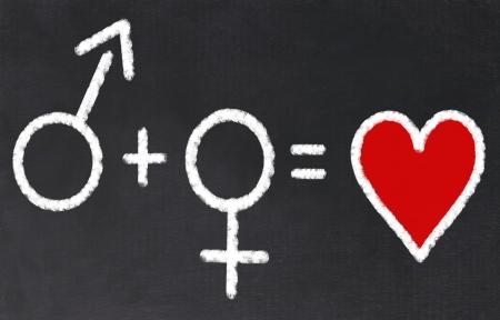 court symbol: Love