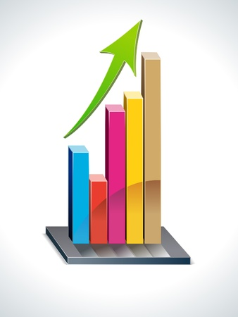 superacion personal: resumen de carta de colores de negocios ilustraci�n vectorial