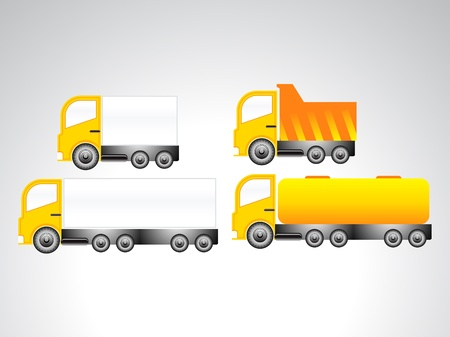 abstract transport icon vector illustration Stock Vector - 13249125