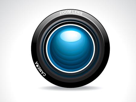 lense: abstract glossy camera lense