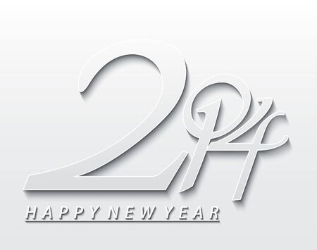 New Year Background 2014 vector illustration Vector