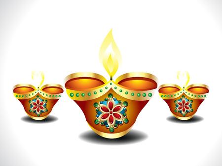 divinit�: Deepak mis en illustration vectorielle