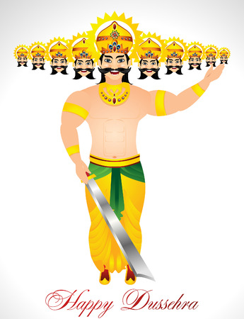ramayan: Happy Dusshehra  Illustration