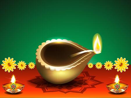 divinit�: Diwali fond de f�te