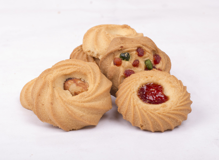 frutas secas: mix flavour & dry fruits bakery biscuits image