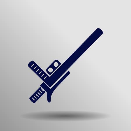nightstick: police baton or nightstick