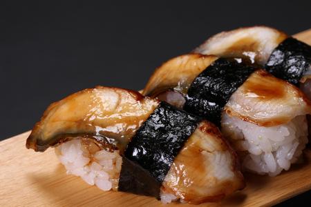 nigiri sushi with eel Reklamní fotografie - 110643839