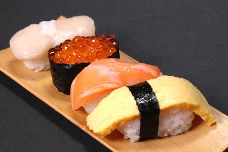 Nigiri sushi, Japanese cuisine