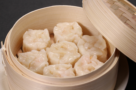 Shrimp Shumai, Steamed meat dumpling