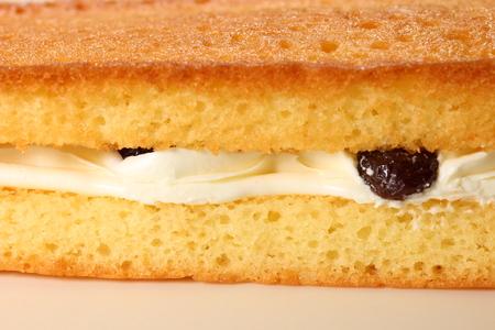 Raisin butter cookie