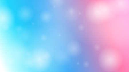 background pink and blue wallpaper light glare Vektoros illusztráció