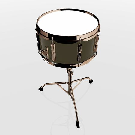 snare: 3D SNARE DRUM IMAGE