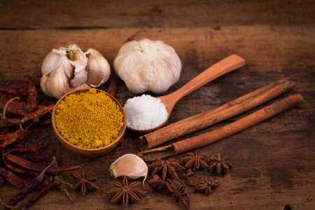 ingredient: Spices, Cooking ingredient Stock Photo