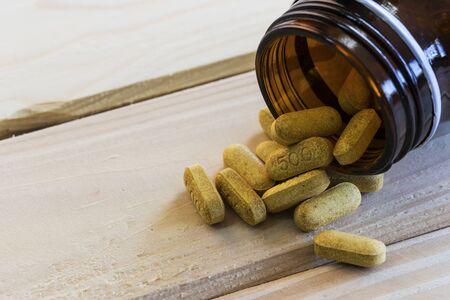 Supplements Stok Fotoğraf