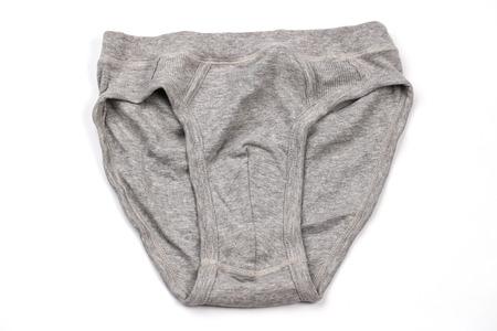 man underwear: man underwear on  white background