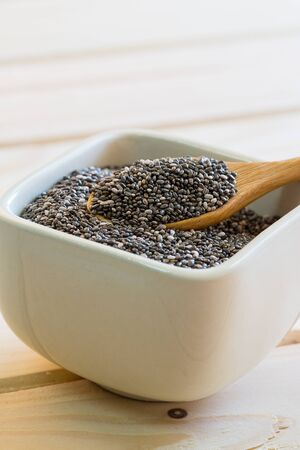 glycemic: chia seeds