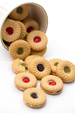 Sandwich-koekjes