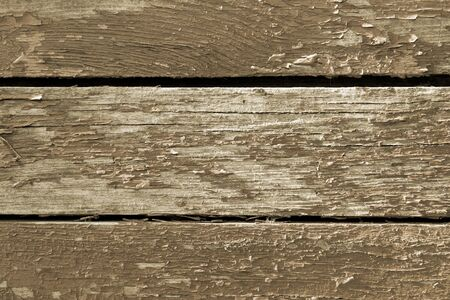skinning: Background of an old timber boards with skinning paint
